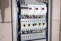 Монтаж электрического щитка в частном доме