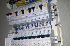 Щиток электрический в двухкомнатной квартире