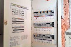 Схема сборки электрощита частного дома