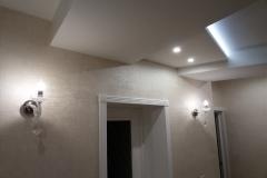 Установка бра и светодиодной подсветки