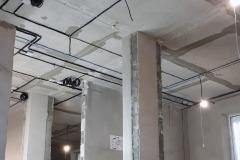 Электрика в квартире под ключ
